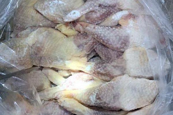 Nghệ An: Bắt xe tải vận chuyển 350 con gà thịt không rõ nguồn gốc