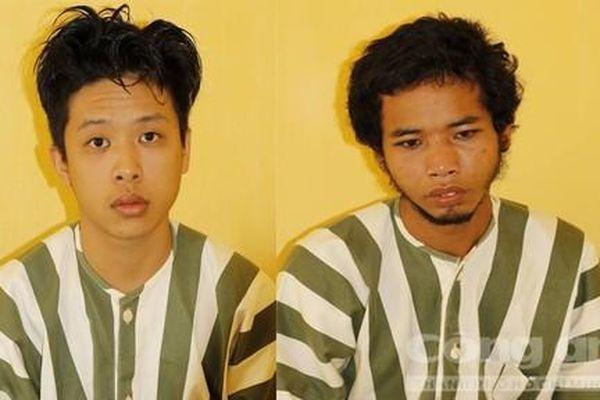 Người dân bắt giữ 2 đối tượng cướp giật dây chuyền