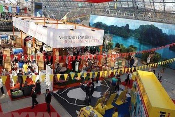 Festival văn hóa sắc màu các dân tộc Việt Nam tại Đức