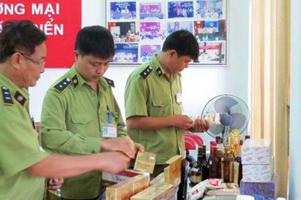 Hà Nội: Xử lý hơn 1.200 vụ buôn lậu, hàng giả và gian lận thương mại