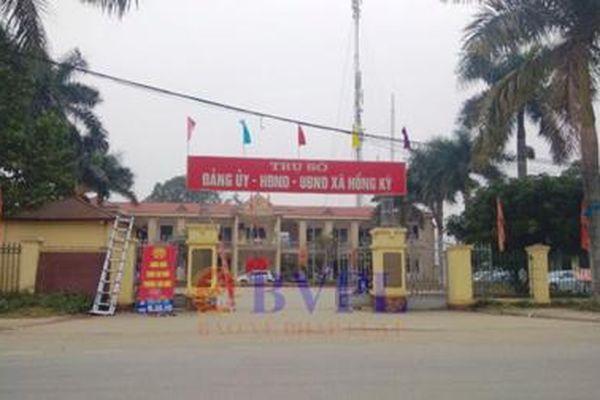 Cần làm rõ những dấu hiệu sai phạm tại xã Hồng Kỳ, huyện Sóc Sơn (Hà Nội)?