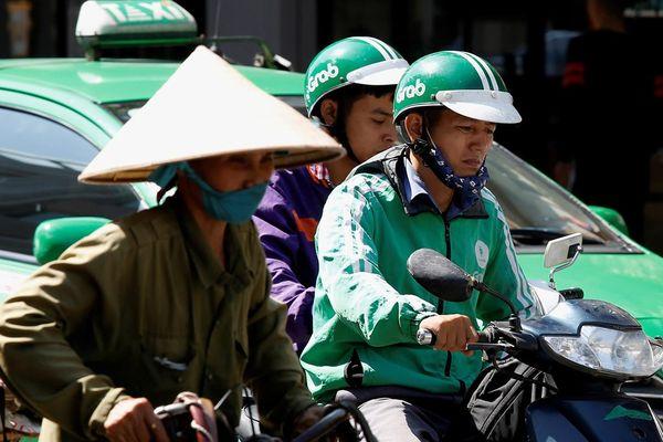 Mong tìm được kì lân công nghệ, Grab rót tiền đầu tư vào startup tại Việt Nam