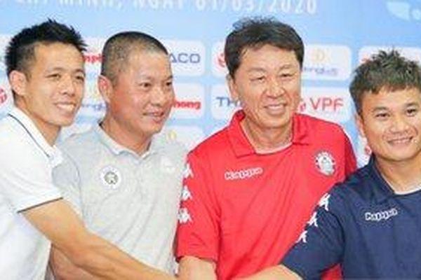 HLV Chu Đình Nghiêm: Quang Hải, Đình Trọng vắng mặt trận Siêu cúp quốc gia