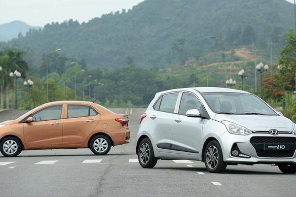 Doanh số tháng 2 sụt giảm, Hyundai Grand i10 tiếp tục là 'ngôi sao' của TC MOTOR