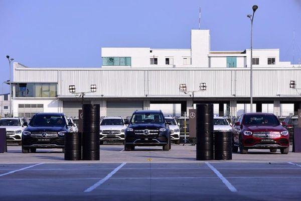 Mercedes-Benz Việt Nam chưa tìm địa điểm cho nhà máy mới