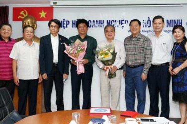 Bổ sung 2 thành viên, Hiệp hội Doanh nghiệp TP.HCM có 13 Phó chủ tịch