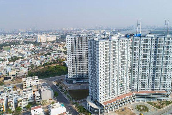 Lãnh đạo TTC Land đăng kí mua 5 triệu cổ phiếu SCR