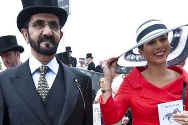 Lùm xùm chuyện tề gia của Tiểu vương Dubai