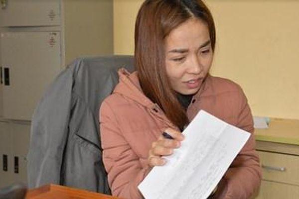 Hai lần đi tù do trộm cắp tài sản, người phụ nữ lại bị bắt vì 'xoáy' 80 triệu đồng