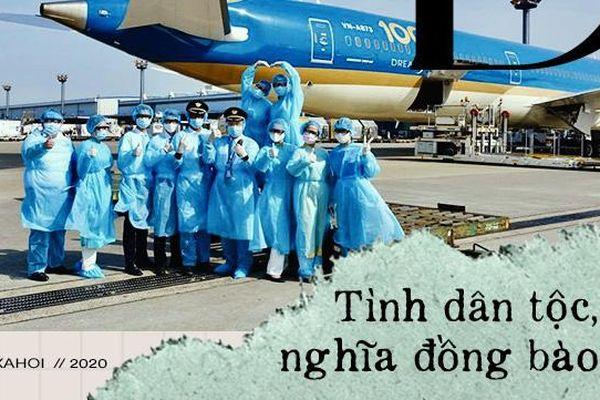 Cơ trưởng chuyến bay 'giải cứu' đến tâm dịch Nhật Bản: 'Chúng tôi đến đây vì họ và sẵn sàng làm tất cả để không một ai bị bỏ lại'