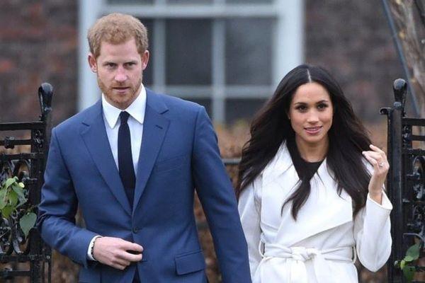 Harry và Meghan Markle thành hàng xóm nhà David Beckham