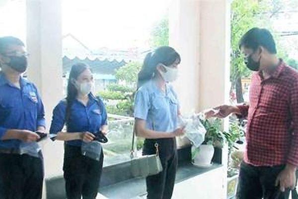 Tuổi trẻ Quảng Nam chung tay phòng, chống dịch Covid-19