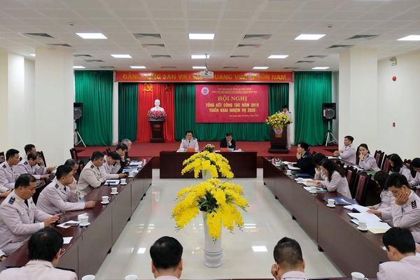 Đảng bộ Chi cục Hải quan Cửa khẩu cảng Hòn Gai: Nâng cao năng lực lãnh đạo sau hợp nhất