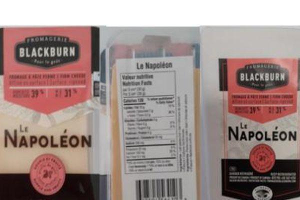 Thu hồi sản phẩm phô mai Le Napoléon vì nghi nhiễm khuẩn Listeria