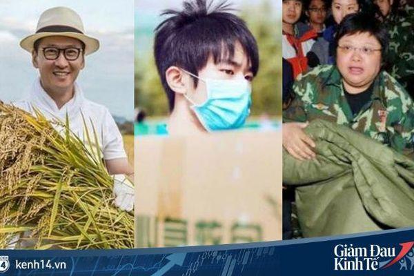 Chiến dịch vì kinh tế của toàn Cbiz thời COVID-19: Sao quyên số tiền quá khủng 2000 tỷ đồng, 'Nhĩ Khang' ủng hộ 20.000kg gạo
