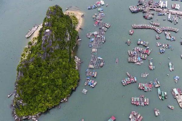Vướng giai đoạn I, Quảng Ninh chưa duyệt quy hoạch khu TTTM và dân cư Cái Rồng - giai đoạn II
