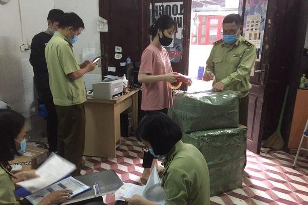 Hà Nội: Tạm giữ lượng lớn thuốc tân dược có dấu hiệu giả thuốc chữa bệnh