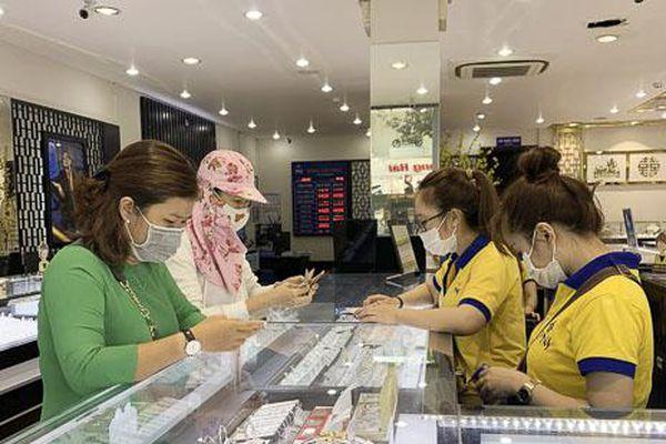 Tỷ giá ngoại tệ, vàng giảm