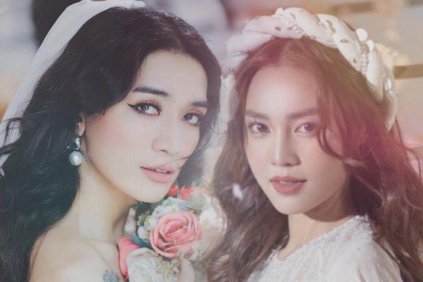 BB Trần hóa 'gái chính chuyên', cover siêu dễ thương Yêu em phải nói của Ninh Dương Lan Ngọc