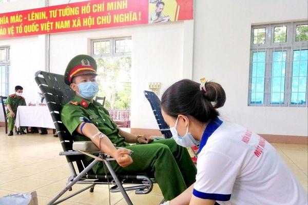 Người phụ nữ Đắk Lắk 31 lần hiến máu