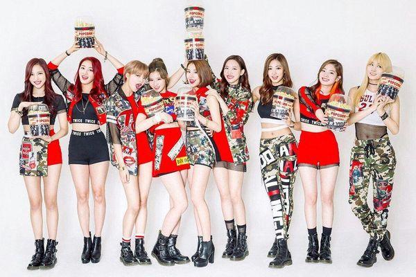 Like Ooh Ahh trở thành MV thứ 5 của Twice cán mốc 350 triệu lượt xem trên youtube!