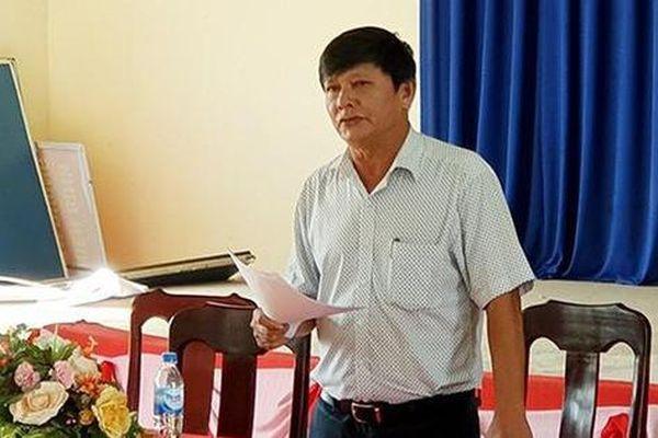 Khởi tố Chủ tịch phường Điện Dương và Trưởng phòng tài nguyên thị xã Điện Bàn