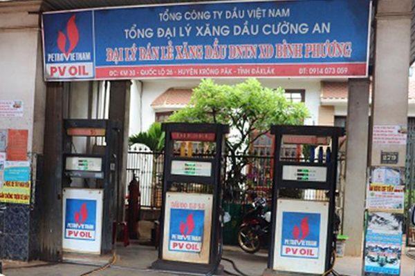 Đắk Lắk: Nhiều doanh nghiệp xăng dầu bị xử phạt