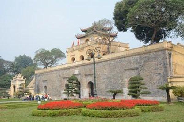 Dự án hợp tác Hà Nội - Toulouse (Pháp) tại Hoàng thành Thăng Long