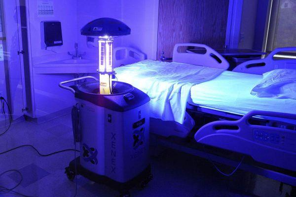 Đèn chống Covid-19 giá rẻ, diệt 99% virus