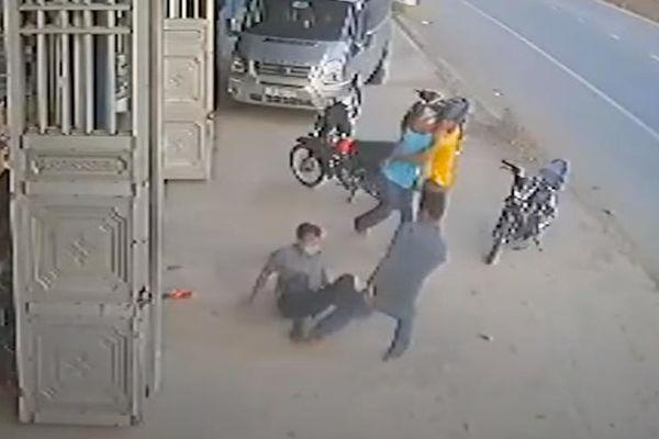 Tiền Giang: Điều tra, xử lý vụ nhóm thanh niên tấn công cán bộ Công an