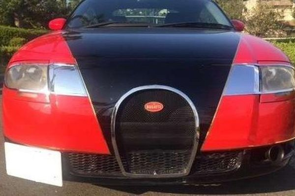 BugAudi - Audi giả Bugatti tự chế siêu rẻ nhưng chẳng ai mua