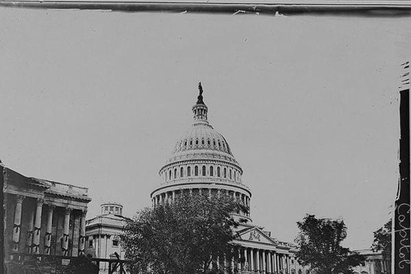 Những bức ảnh độc đáo về thủ đô nước Mỹ 150 năm trước