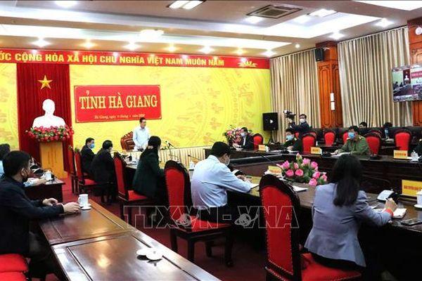 Phong tỏa thôn Pín Tủng, cách ly Phòng khám Đa khoa Phó Bảng và Bệnh viện Đa khoa huyện Đồng Văn