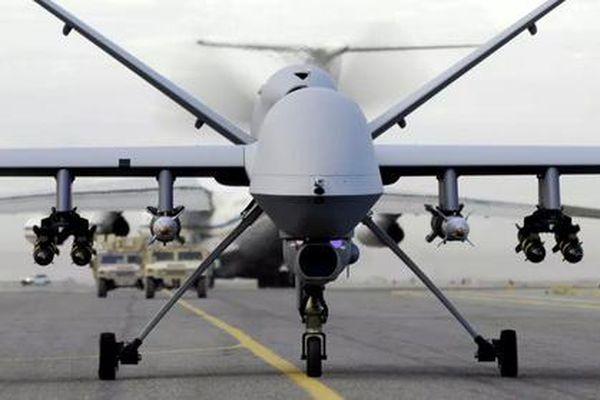 Thủy quân lục chiến Mỹ âm thầm thử nghiệm UAV Reaper mới tại chiến trường Trung Đông