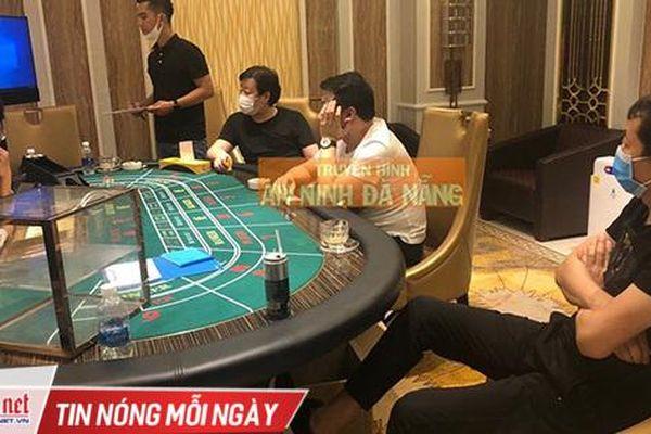 Đà Nẵng: Thông tin thêm về vụ nhiều người nước ngoài đánh bạc trái phép