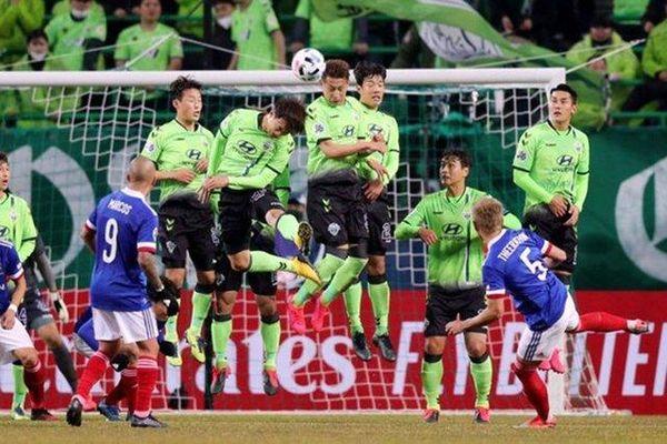 Bóng đá Hàn Quốc sớm trở lại, tạo hình mẫu cho các giải đấu châu Á