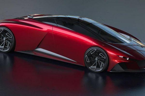 Bật mí về siêu phẩm Mazda 9 hoàn toàn mới có ngoại hình đẹp như siêu xe