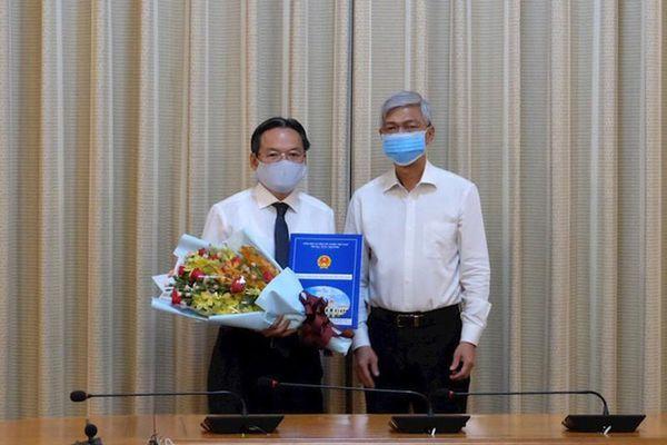 Điều động, bổ nhiệm nhân sự mới ở TPHCM, Nghệ An, Bình Dương