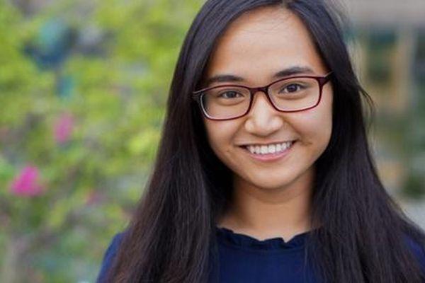 Nữ du học sinh Việt xuất sắc giành giải thưởng 'Sinh viên toàn cầu 2020' ở Mỹ