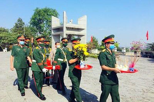 Quảng Trị: Đón nhận 21 hài cốt liệt sĩ hy sinh ở Lào về nước