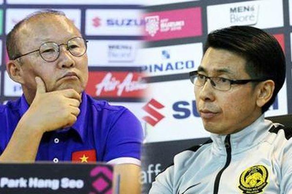 HLV Tan Cheng Hoe tự tin Malaysia sẽ vô địch AFF Cup 2020