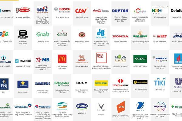 Top 50 thương hiệu nhà tuyển dụng hấp dẫn với sinh viên Việt Nam năm 2020: Gen Z thích làm việc cho các thương hiệu Việt hơn là nước ngoài