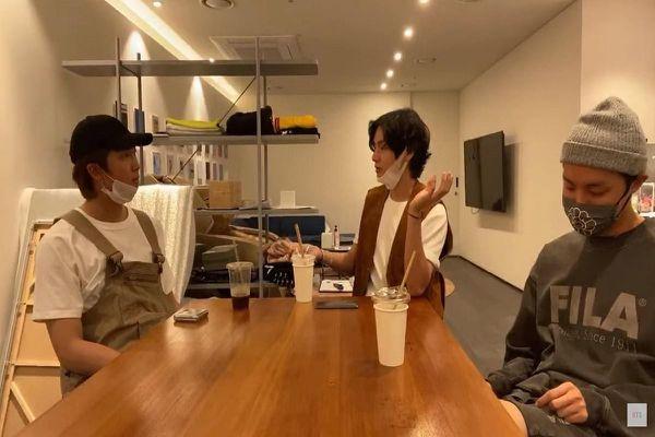 V, RM, J-Hope lên ý tưởng táo bạo cho album mới của BTS
