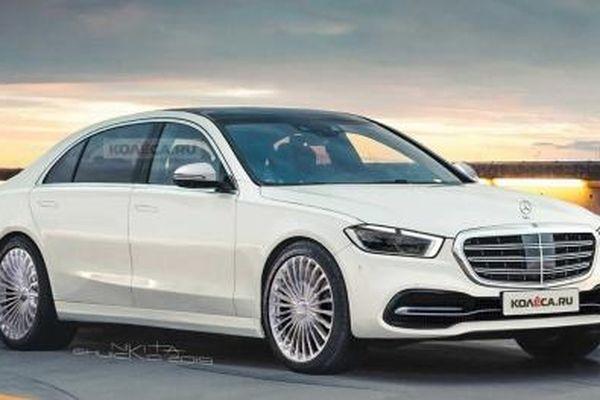 Lộ diện Mercedes-Benz S-Class 2021, thiết kế trẻ trung và nội thất siêu sang