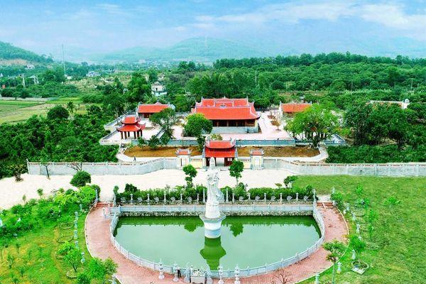 Bảo tồn và phát huy giá trị di tích nhà Trần tại Đông Triều