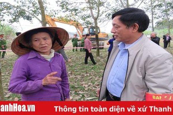 Đảng bộ thị trấn Sao Vàng nâng cao chất lượng sinh hoạt chi bộ
