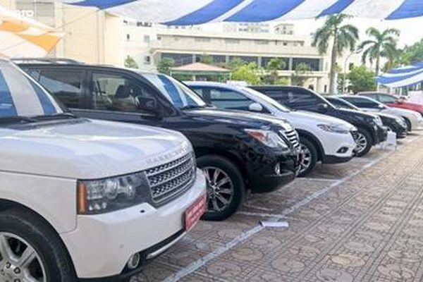 Người đàn bà chiếm đoạt nhiều tỷ đồng từ lừa mua ôtô giá rẻ
