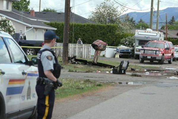 Máy bay quân sự Canada gặp nạn, ít nhất một người thiệt mạng