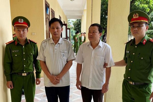Thanh Hóa: Bắt tạm giam 2 cán bộ xã bán trái thẩm quyền hơn 16.000m2 đất