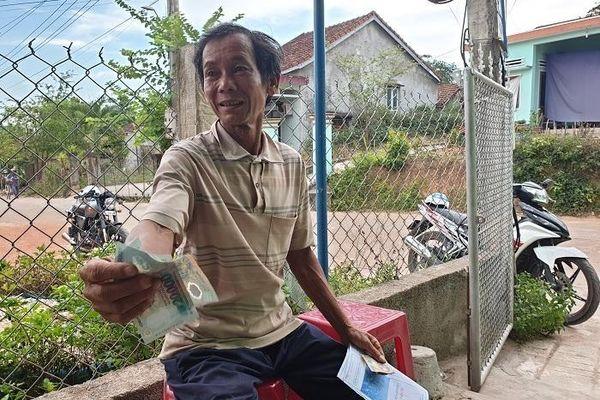 Chi tiền hỗ trợ cho dân rồi thu lại: Chưa phát hiện sai sót